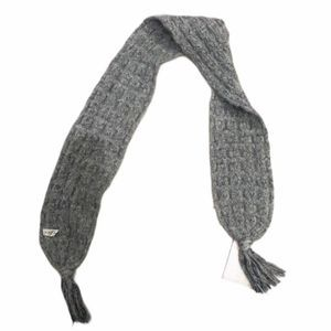 Saks Fifth Avenue Wool and Mohair blend warm scarf